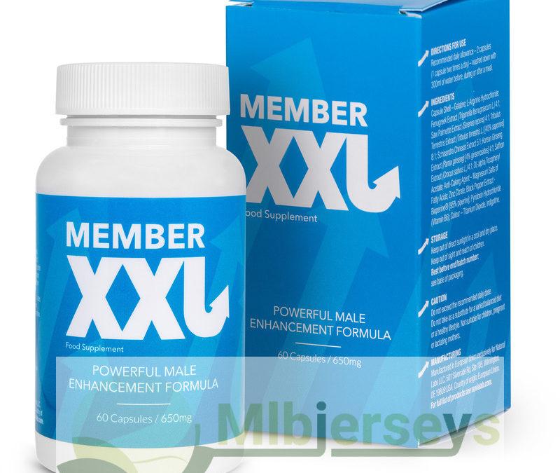 Member XXL – tabletki na powiększanie penisa