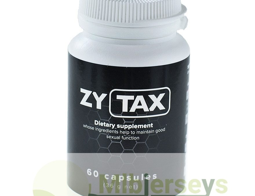 Zytax – tabletki na erekcję